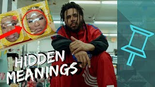 "The TRUE MEANING of ""Middle Child"" Music Video 