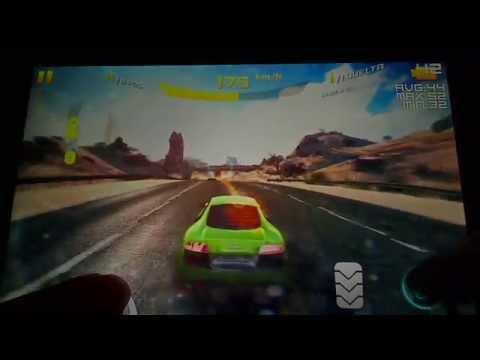 Asphalt 8 - Meizu MX4 Gameplay with FPS Meter