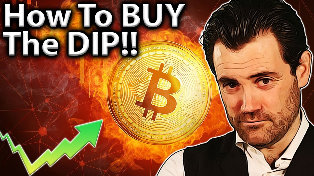 Did You BUY THE DIP?? Here is How To Do It!! 📉