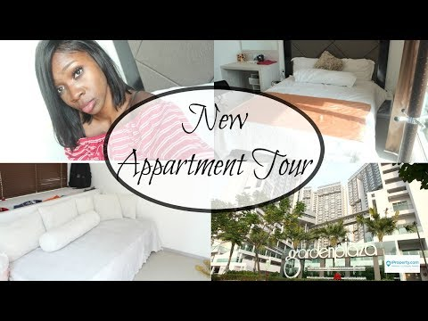 THE BEST STUDENT APARTMENT | GARDEN PLAZA | TOUR MALAYSIA