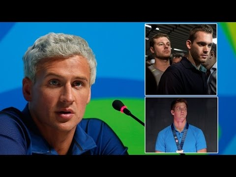 Ryan Lochte Defends Robbery As Reports Say Swimmers Covered Up Gas Station Brawl