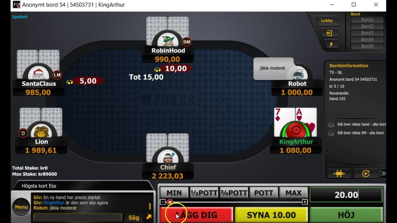 Www svenska spel poker se oil painting dogs playing poker