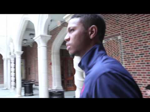 Richmond Basketball Day In A Life: Trey Davis