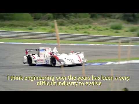 Racing car engines using maxon motors  (with subtitles)