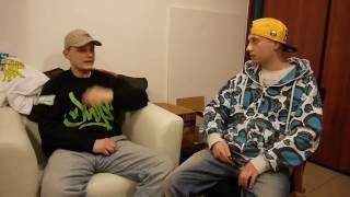 Wideo Wywiad z Pęku (Jak Feniks Z Popiołów) (Raport RapDuma)