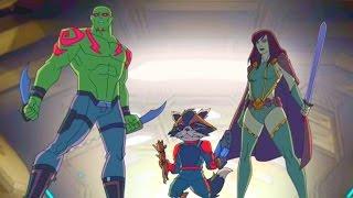 Marvel - Команда