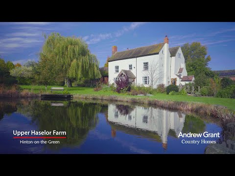Upper Haselor Farm, Hinton-on-the-Green