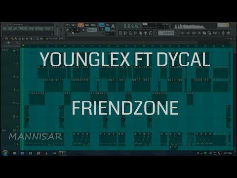 Younglex ft Dycal - Friendzone (Instrumental/FL Studio Remake)