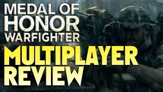 medal of Honor: Warfighter Multiplayer Review