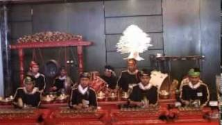 INDONESIAN CULTURAL SHOW - GAMELAN -  UNESCO BEIRUT
