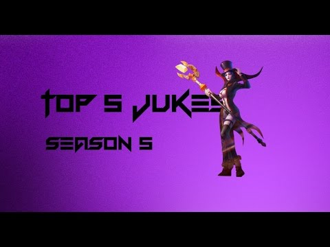 TOP 5 JUKES Season 5