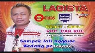 Lagista Cenut - Cenut - Cak Rul.mp3