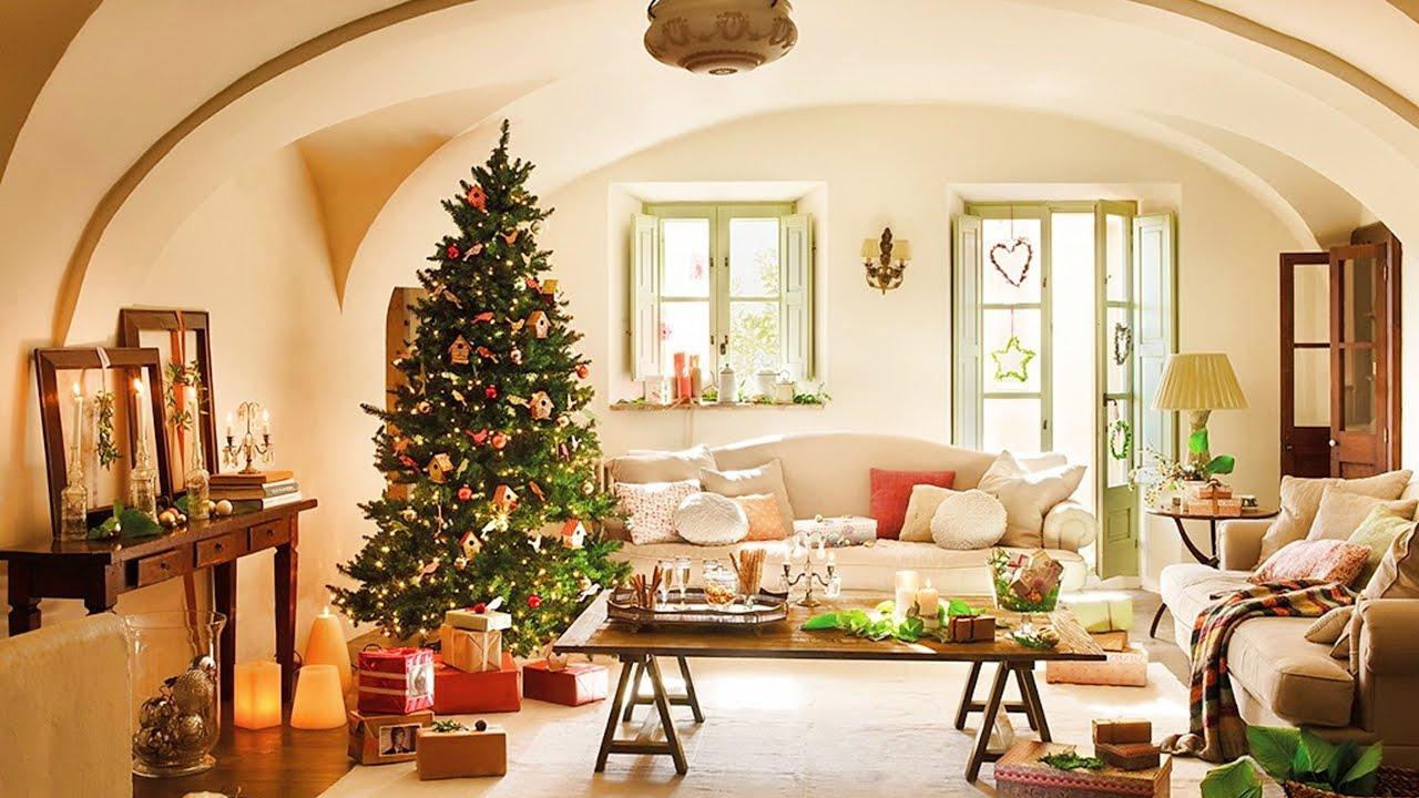 Llega la navidad adornos navide os 2015 2016 youtube for Disenos navidenos para decorar puertas