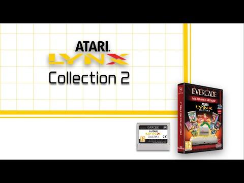 Evercade Atari Lynx Collection 2 Trailer
