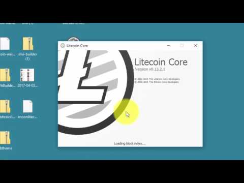 Bitcoin and Litecoin wallet address