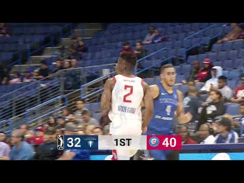 Agua Caliente Clippers Highlights | Ike Iroegbu (12 points) Game Highlights vs. Texas Legends