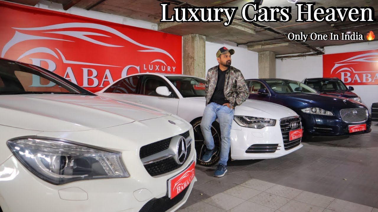 Cheapest Luxury Cars In India Mercedes Bmw Jaguar Audi My Country My Ride Youtube