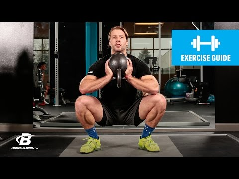 Kettlebell Sumo Squat | Exercise Guide