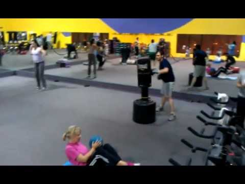 Omaha's Betterbodies kickboxing fitness