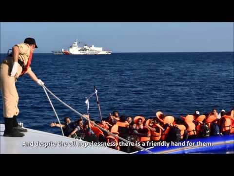 Irregular Migration   Turkish Coast Guard