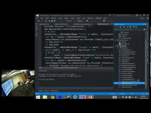 Building a Better SQL Type Provider with Ross McKinlay