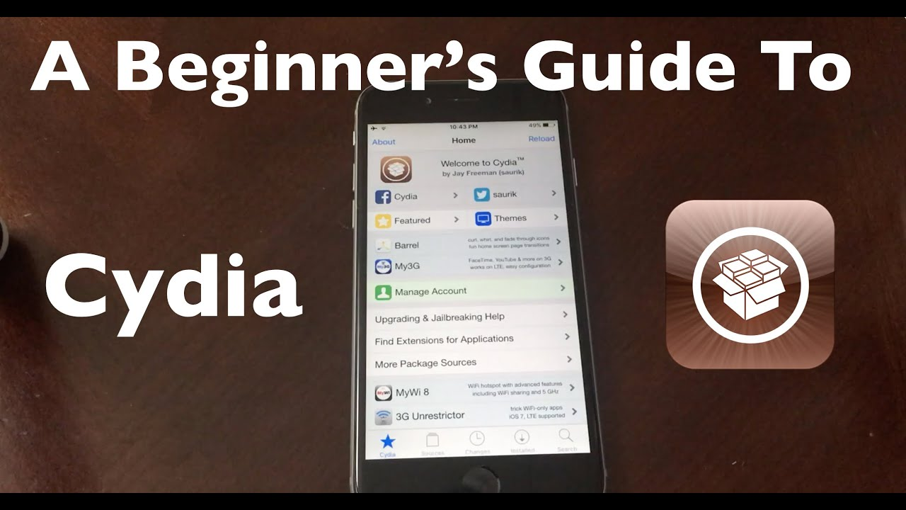 How to use Cydia: tips for newbies 90