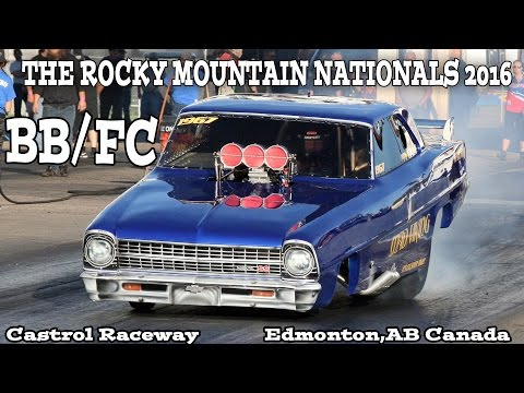 IHRA Rocky Mountain Nationals 2016   Pro-6.95