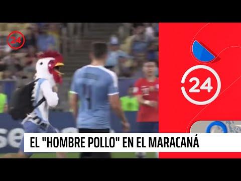 """""""Chilenos, nacieron traidores..."""": El descargo del español que interrumpió Chile-Uruguay"""