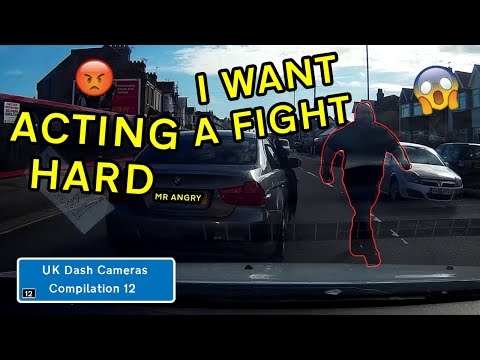 UK Dash Cameras - Compilation 12 - 2020 Bad Drivers, Crashes + Close Calls
