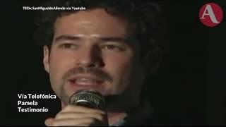 """Cuando tomé el curso de NXIVM me dijeron que Emiliano Salinas era el líder: """"Pamela"""" Video"""