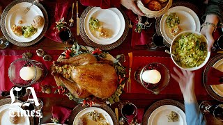 Officials urge caution during Thanksgiving amid COVID-19