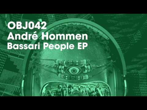 André Hommen - A.R.M.C. - Objektivity