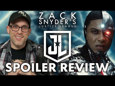 What I Loved About the Snyder Cut - Spoiler Review! - Dan Murrell