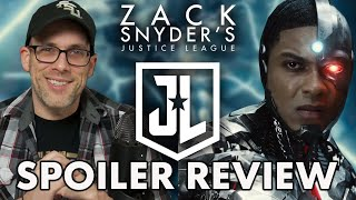 What I Loved About the Snyder Cut - Spoiler Review!