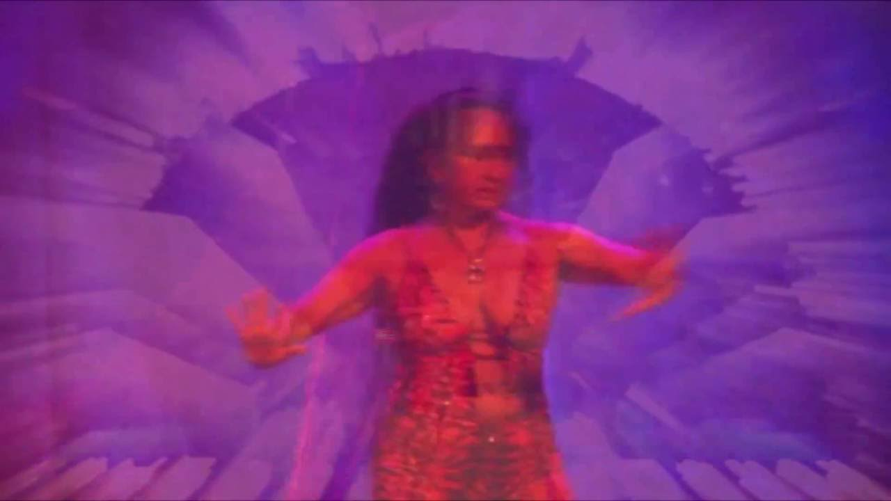 Sacred Pink Floyd 7 Keep Talking - Devi Dhyani Third Eye Opening and Activation Sacred Dance