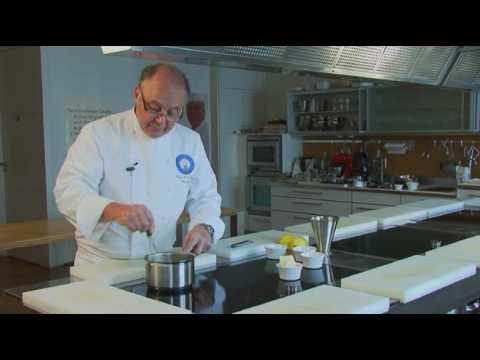 Tarte au citron par Pierre-Dominique Cécillon pour Larousse Cuisine