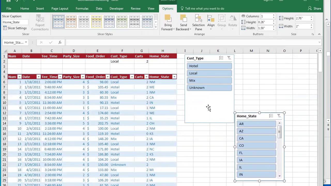 excel chapter 6 simulation training myitlab