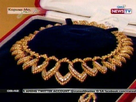 SONA: Mga alahas ni dating First Lady   Imelda Marcos, planong i-exhibit