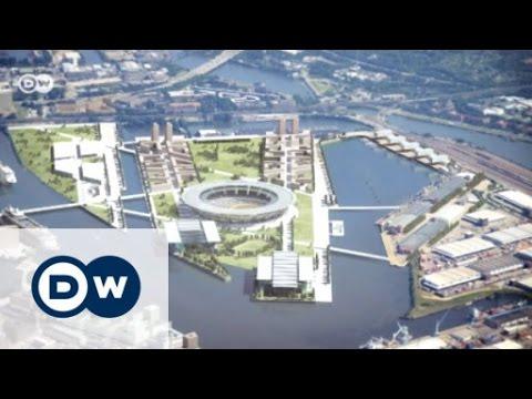 Hamburg Olympiabewerbung
