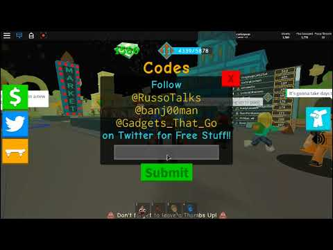 Code In Roblox Wiki List