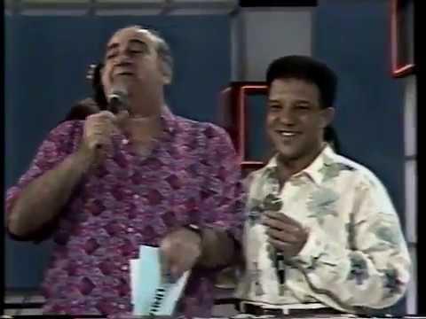 Trecho: José Raimundo  Clube do Bolinha  Ano 1991