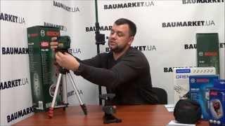 Лазерный уровень BOSCH PCL 10 и комплект PCL 10 SET(Обзор лазерного уровня BOSCH PCL 10 и комплектации PCL 10 SET Интернет-магазин Baumarket.UA представляет Вашему вниманию..., 2013-11-29T21:41:38.000Z)