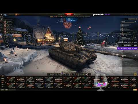 World of Tanks - Try-Hard Super Conq for Chat