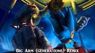 Big Arm Remix