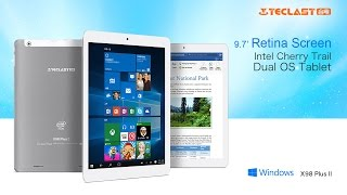 Teclast X98 Plus II Review - Windows 10 / Android Tablet