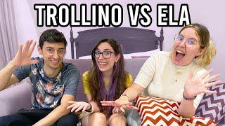 ¿CUÁL DE MIS AMIGOS ME CONOCE MÁS? ¡TROLLINO VS ELA! | Lyna Vlogs