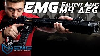 The Best Looking M4, EMG SAI GRY AEG - RedWolf Airsoft RWTV