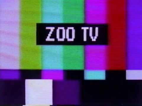 U2 - Zoo TV Saratoga Aug 18 1992 (audio)