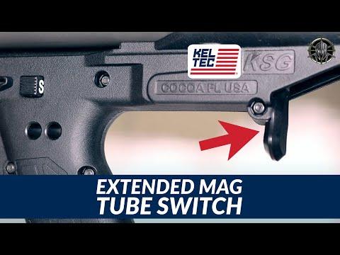KEL TEC KSG Extended Mag Tube Switch | KEL TEC KSG Accessories