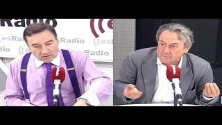 El auge de VOX provoca un enfrentamiento entre Hermann Tertsch y Pedro Jota